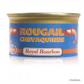 Rougail chevaquines 136g