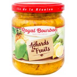 Achards de fruits mélangés...