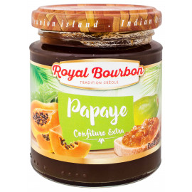 Confiture de papaye 250g