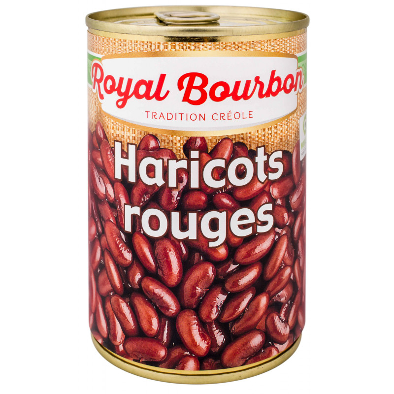 Haricots rouges naturels 400g