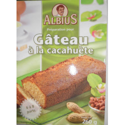 Gâteau à la Cacahuète