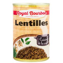 Lentilles cuisinés 400g