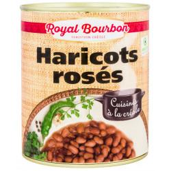 Haricots Rosés cuisinés 800g