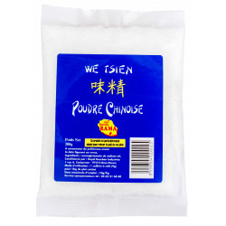 We tsien - Poudre chinoise...