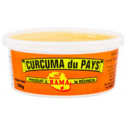Curcuma pot 100g